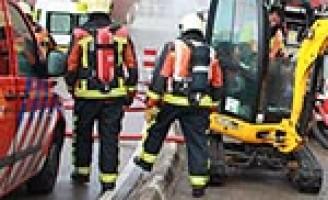 Veertig woningen ontruimd bij gaslek Noorderstraat Gouda (video update)