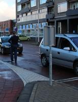Politie houd 4 personen aan na melding vuurwapen Mercuriusweg