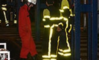 Brandweer rukt uit na vrijkomen Jodium in MCH Westeinde