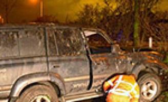 Beschonken bestuurder veroorzaakt ongeval Hoekeindseweg Bergschenhoek