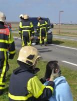 Aanrijding Leidschendamseweg Zoetermeer