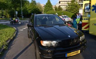 5 juni Auto versus motor Meerzichtlaan Zoetermeer