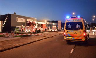 7 juli Zeer grote brand Pizzeria Zoetermeer