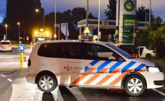 28 juli Bestuurder raakt macht over het stuur kwijt na achtervolging