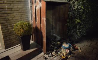 29 oktober Politie zoekt getuigen brandstichtingen Zoetermeer