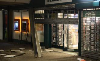 19 augustus Criminelen blazen pinautomaat op Station Leidsewallen Zoetermeer [Video]