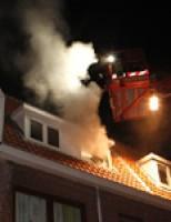 Middelbrand in woning door hennepkwekerij Nicolaas Beestsstraat Schiedam