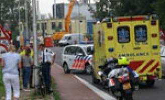 Gewonde bij aanrijding Wateringseweg Delft
