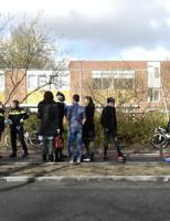 2 april Wielrenner overleden na ongeval Zwartemeelaan Leiden