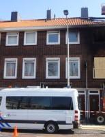Politieonderzoek naar toedracht brand Stalpaert van de Wielenweg