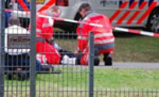 Meisje (12) van verdrinking gered Jaap Edenweg Den Haag