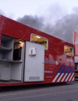19 augustus Grote brand afvalbedrijf Leiderdorp