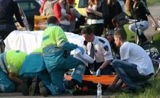 Fietser gewond na aanrijding Noordweg Pijnacker