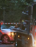 Autoinbreker op heterdaad betrapt Aart van der Leeuwenlaan Delft