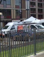 22 september Dode bij gasexplosie Genemuidenstraat Den Haag