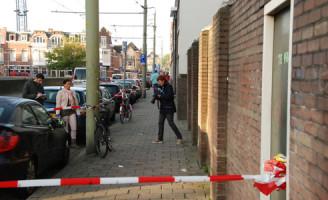 22 oktober Man gewond na steekpartij Huijgensstraat Den Haag