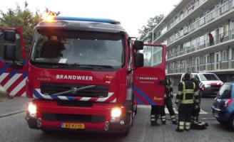 24 juni brandweer onderzoekt gaslucht