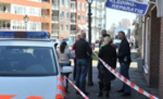 Overval op wedkantoor Dorpsstraat Nootdorp