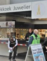 Juwelier overvallen Langestraat Wassenaar