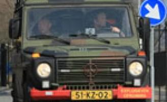 TNO tijdje ontruimd na aantreffen explosief Lange Kleiweg Rijswijk