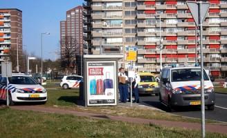 Man ernstig mishandeld bij park De Twee Heuvels in Rotterdam