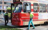 16 oktober Gewonde bij aanrijding auto vs tram Laan van Wateringseveld Den Haag