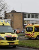 7 december Twee gewonden bij flinke aanrijding Verrijn Stuartlaan Rijswijk