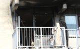 14 augustus Flinke schade bij brand in een woning Jan de Baenstraat Den Haag