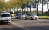 14 oktober Meerdere gewonden bij aanrijding op de Prinses Beatrixlaan Rijswijk