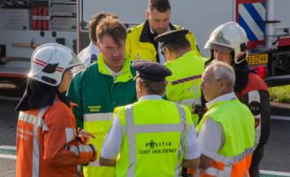 27 september Dode bij ernstig ongeval N59