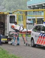 Steekpartij in woning Hoevenbos Zoetermeer
