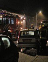 6 augustus Uitslaande brand verwoest woning Prinses Beatrixstraat Nieuwerkerk a/d IJssel