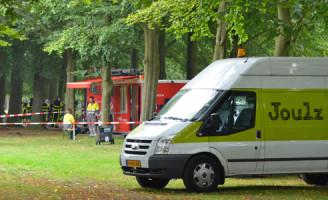 30 augustus Zeer grote brand woonboerderij Den Haag