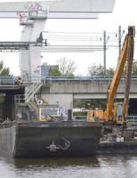 31 oktober Explosief gevonden tijdens baggerwerkzaamheden