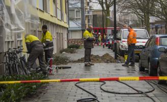 6 februari  School en woningen ontruimd na gaslek