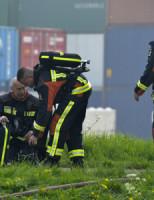 22 april Flinke brand bij afvalverwerker Sita in Alphen a/d Rijn