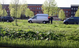 15 april Postmedewerker houdt belager aan Nootdorp