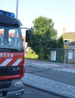 2 juni Schuurbrand bij Geldtelder Vredenhofplein Spijkenisse