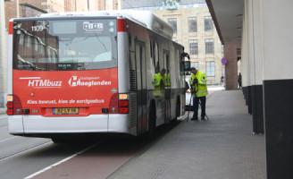 31 maart Fietser aangereden door HTM-bus Den Haag