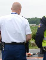10 juni Eenzijdig ongeval Kilweg Barendrecht