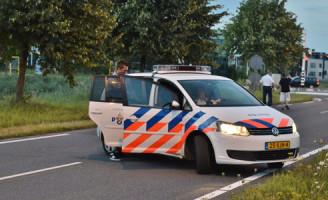 4 augustus Eenzijdig ongeval Oostweg