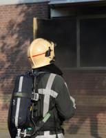 6 juli Woning onbewoonbaar na brand Rotterdam