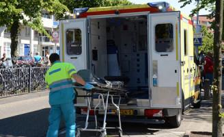 9 juli Man gevallen tijdens wandeling met zijn vrouw