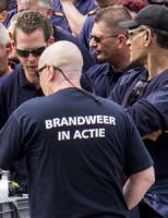 1 mei Landelijke actie brandweer Nederland