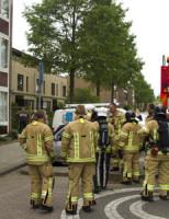 26 april Gewonde bij brand in woning Vlaardingen