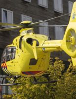 26 augustus Scootmobiel omver gereden door scooter Horvathweg Rotterdam