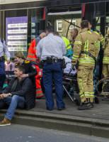 10 maart Tientallen gewonden bij tram ongeval Rotterdam