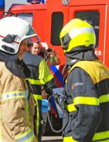 23 juni Zeer grote brand op boot Vissershavenweg Scheveningen [Foto/Video update]