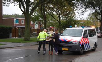 17 september Gewonde na aanrijding op de Desdemonastraat