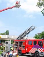 Brand kinderboerderij De Woelige Stal Herman Costerstraat